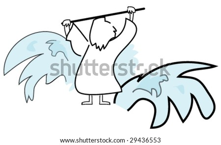 Moses Staff Stock Images, Royalty-Free Images & Vectors | Shutterstock