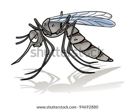 Dengue mosquito clipart - photo#9