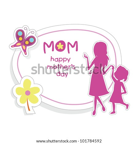 mother and daughter for mother's day, and other occasions