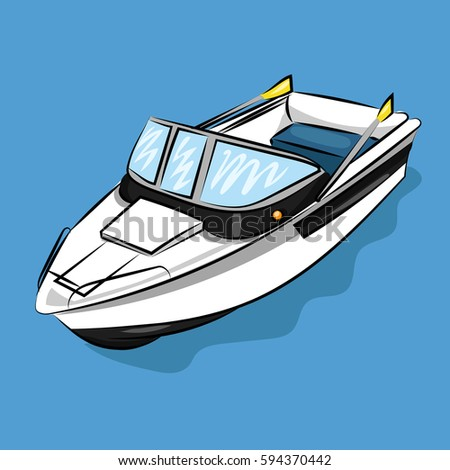 Boats Side View Stock Vector 502983385 Shutterstock
