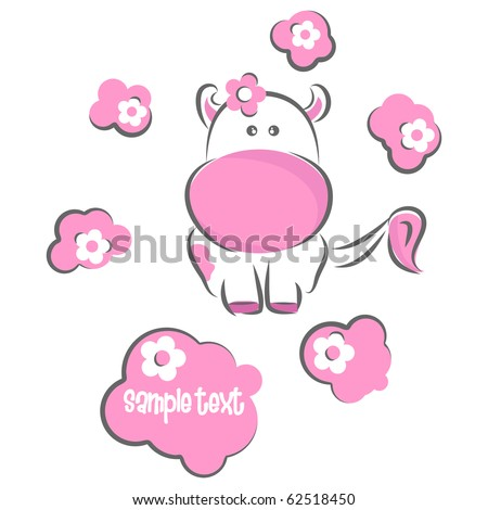 Christmas Cow Stock Images, Royalty-Free Images & Vectors ...