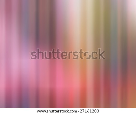 Multicolor Stripes Background (Vector) - stock vector