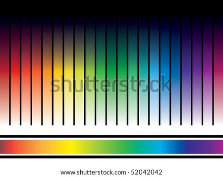 Multicolor vector background - stock vector