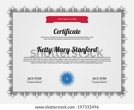 Certificate participation template baseball sport theme stock multipurpose horizontal certificate us letter yadclub Images