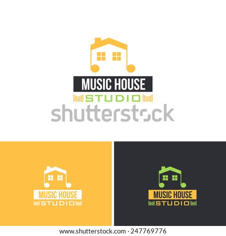 Home music stock photos royalty free images vectors for House music symbol