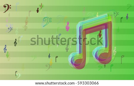 music idea icon