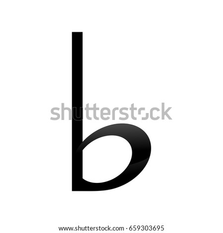 Music Note Symbol Stock Vector 659303695 Shutterstock