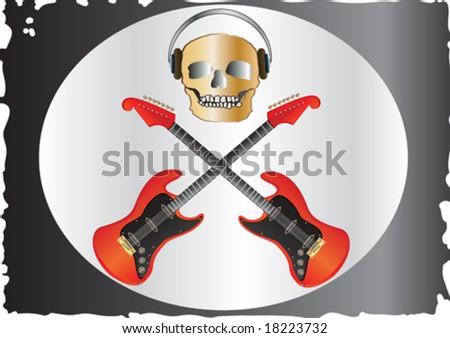 Music Piracy Vector - stock vector