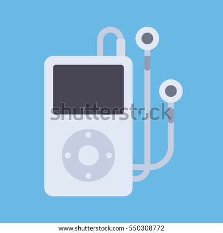 music player ipod icon