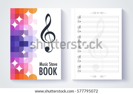 Music Staff Paper Template How To Read Music By Maggie By
