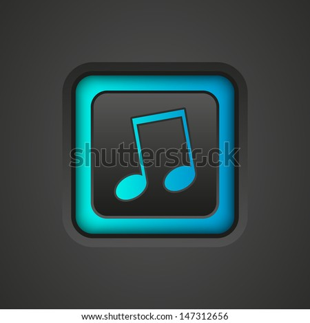 Musical icon for Your design