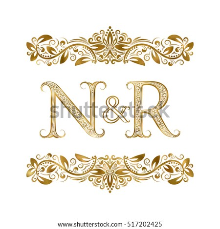 N r vintage initials logo symbol stock vector 517202425 shutterstock n and r vintage initials logo symbol the letters are surrounded by ornamental elements thecheapjerseys Gallery