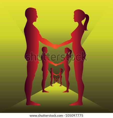 Naked people holding hands girls mean girsl