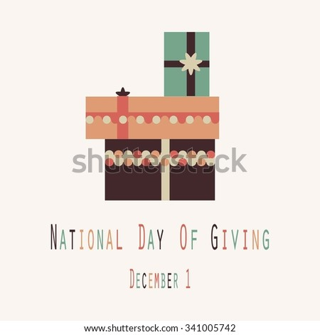 National Day Of Giving -  Funny Unofficial Holiday Collection - 8