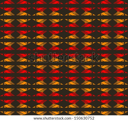 native american pattern seamless texture