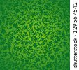 Nature abstract green background. Vector Illustration - stock