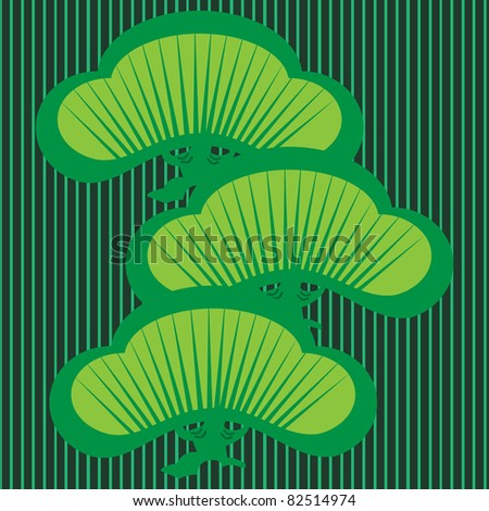 Nature / Tree - stock vector