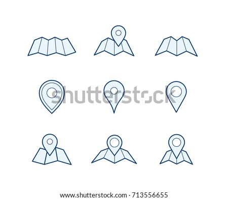 make a pin map