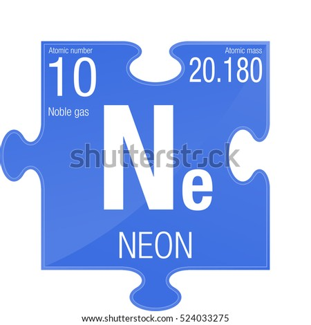 Neon symbol element number 10 periodic stock vector 524033275 neon symbol element number 10 of the periodic table of the elements chemistry urtaz Choice Image