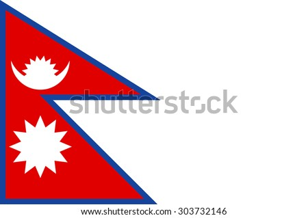nepal flag stock images, royalty-free images & vectors | shutterstock
