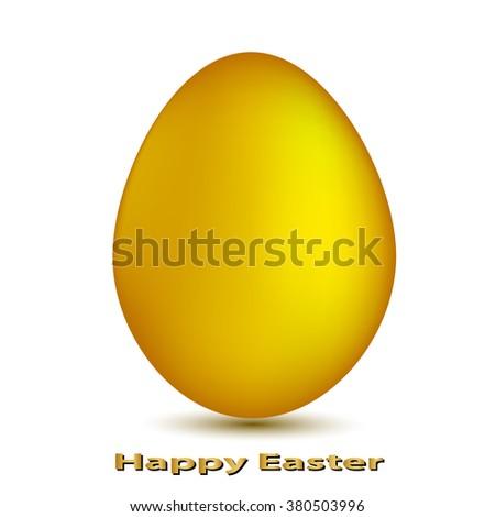 Nest Egg - stock vector