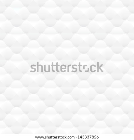 neutral white abstract geometric pattern background-seamless - stock vector