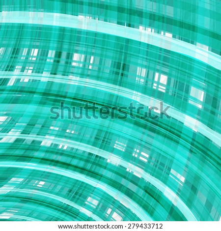 new abstract wallpaper with cyan stripes over paper texture. vector wallpaper design