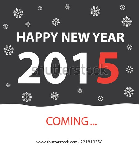 New Year Coming - 2015