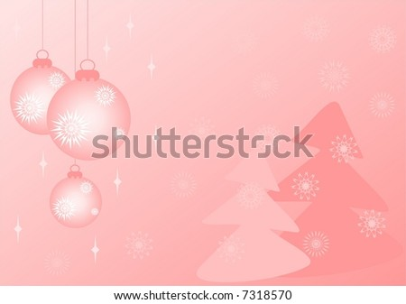 New Year texture - stock vector