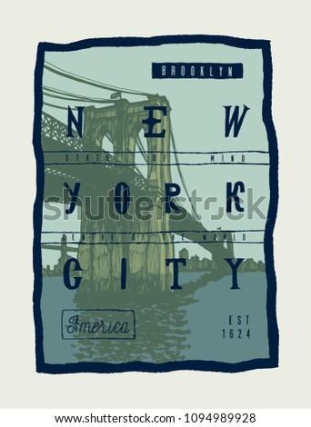 stock-vector-new-york-brooklyn-bridge-fa