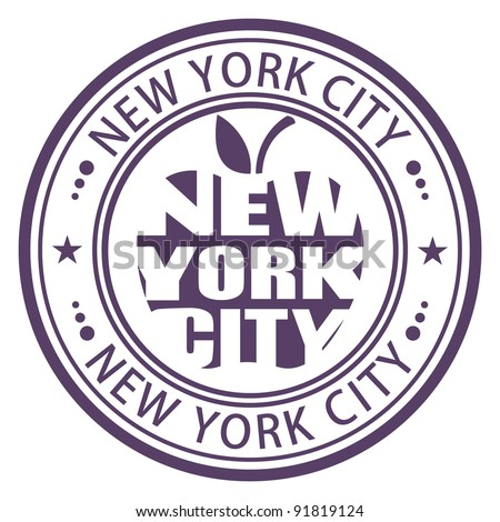 Big apple stock images royalty free images vectors for New york state architect stamp