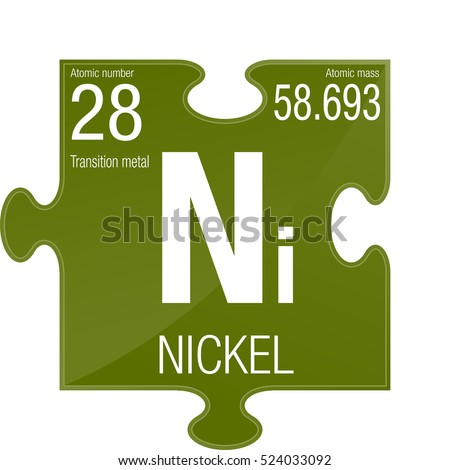 Nickel symbol element number 28 periodic stock vector 2018 nickel symbol element number 28 of the periodic table of the elements chemistry urtaz Image collections