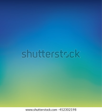 Night Color Smooth Gradient Background Wallpaper Vector Illustration Element For Design Project