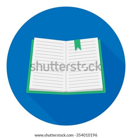Notebook  icon, Notebook  icon eps10, Notebook  icon vector, Notebook  icon eps, Notebook  icon jpg, Notebook  icon picture, Notebook  icon flat, Notebook  icon app, Notebook  icon web - stock vector