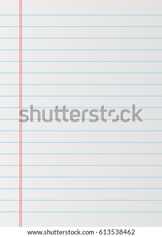 Notebook Paper Background. Lined Paper  Lined Papers