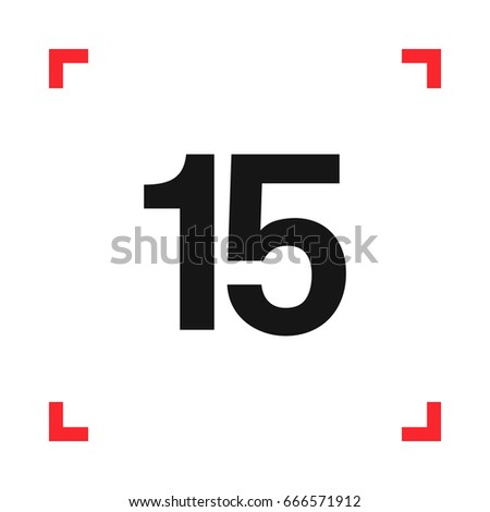 Number 15 Stock Images, Royalty-Free Images & Vectors ...