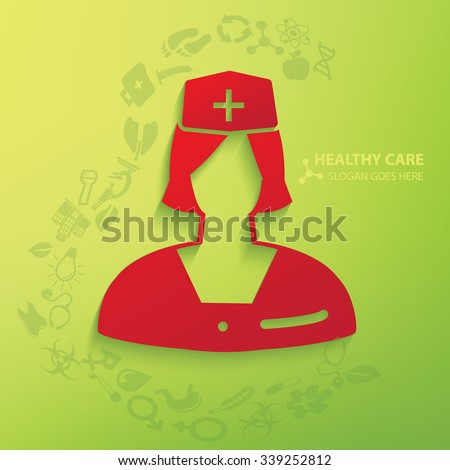 Nurse Symbol Stock Images, Royalty-Free Images & Vectors ...