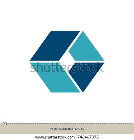 O letter box vector logo template stock vector 746467375 shutterstock o letter box vector logo template spiritdancerdesigns Choice Image