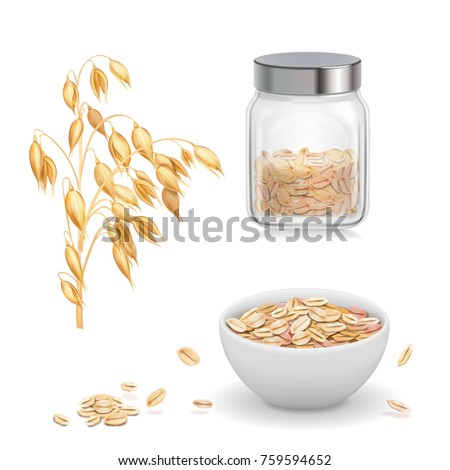 how to prepare white oats for breakfast