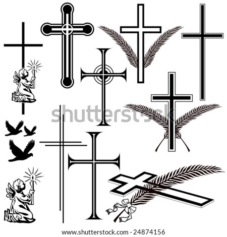 obituary signs and symbols