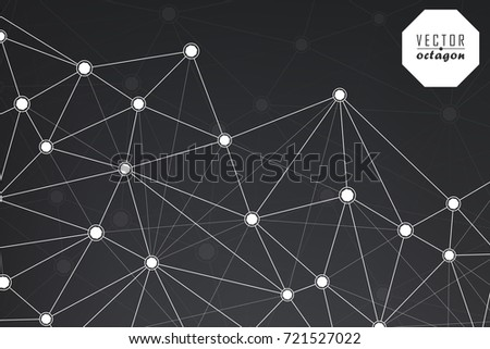 abstract geometric octagon shape - photo #48