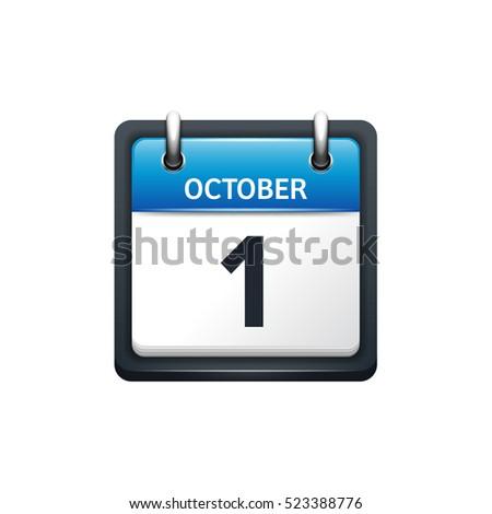 October 2017 Calendar Monday To Sunday