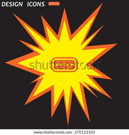 of online news. icon. vector design