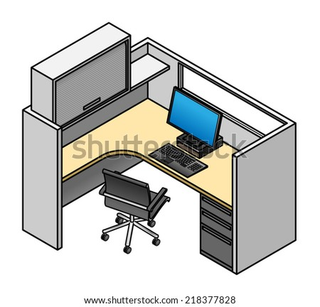 office cubicle mid height partitions with window drawer unit partition mounted shelf and