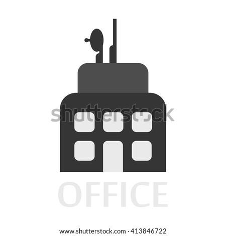 Office icon. Office icon vector. Office icon flat. Office icon app. Office icon web. Office icon logo. Office icon sign. Office icon ui. Office icon design. Office icon eps. Office icon art. Office. - stock vector