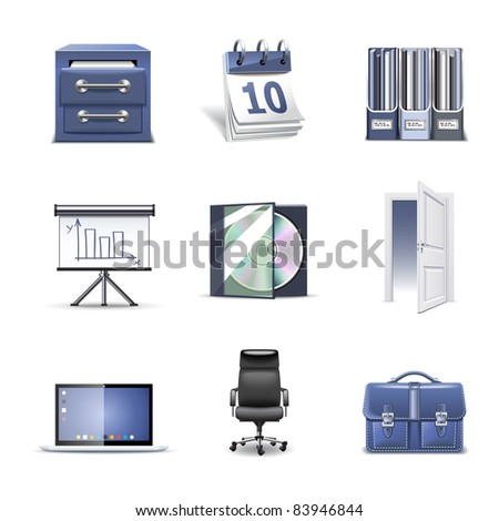 Office icons | Bella series 2