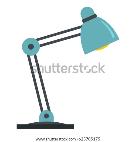 Office table lamp icon flat illustration stock vector 625705175 office table lamp icon flat illustration stock vector 625705175 shutterstock aloadofball Images