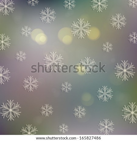 Old festive background. Abstract defocused background with twinkling lights. Abstract defocused background with twinkling lights