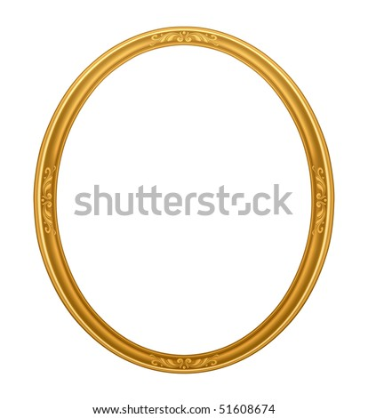 Old Frame, vector - stock vector