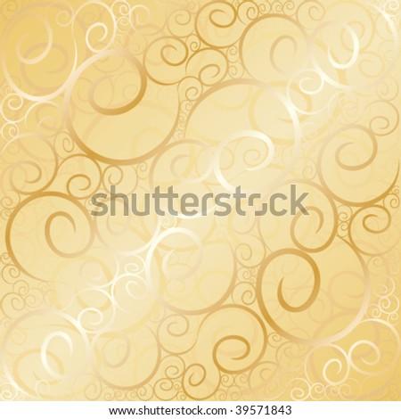 Gold Swirl Background | www.pixshark.com - Images ...